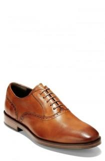 wedding photo - Cole Haan 'Hamilton Grand' Plain Toe Oxford (Men)