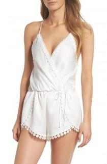 wedding photo - Flora Nikrooz Millie Charm Romper