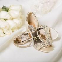 wedding photo - Badgley Mischka
