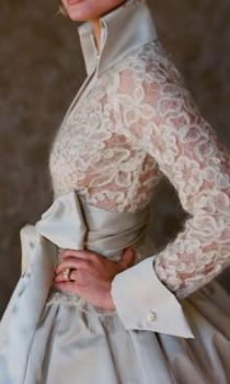 wedding photo - فستان الزفاف فريدة من نوعها