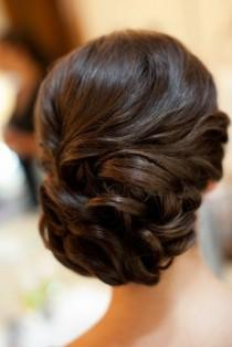 wedding photo -  Chic Wedding HairStyles  Wedding Updo Hairstyle | Gelin Topuzu - 2013 Gelin Sac Modelleri