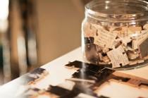 wedding photo - Unique and Creative Wedding Guestbook Idea ♥ Wedding Puzzle Guestbook