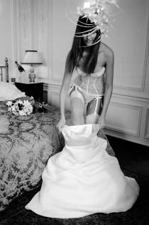 wedding photo - Biancheria intima
