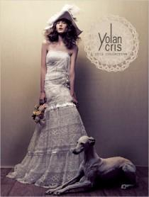 wedding photo - Yolan Cris 2012 Wedding Collection