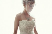 wedding photo -  Glamorous Wedding Dresses