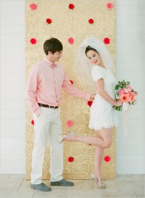 wedding photo - Chaussures Christian Louboutin mariage