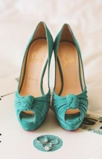 wedding photo -  Yuksek Topuk Abiye Ayakkabi