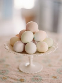 wedding photo -  Easter Wedding Ideas