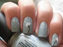wedding photo - Cool Bridal Nail Designs ♥ Creative Wedding Nail Art
