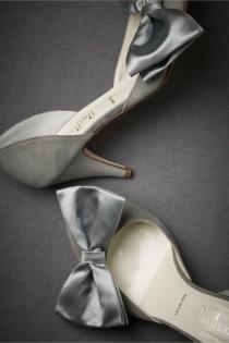 wedding photo - أحذية أنيقة ومريحة هريرة كعب