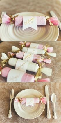 wedding photo - DIY Party Favors & Decoration Ideas