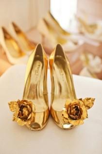 wedding photo - Chic и удобная обувь Свадебные