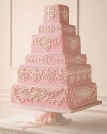 wedding photo - لذيذ كعك الزفاف فندان