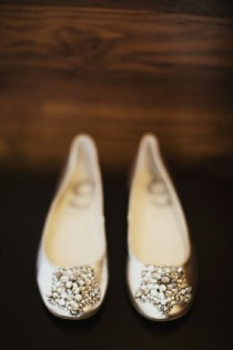 wedding photo - Модная и удобная обувь Свадебные