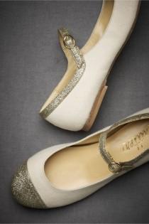 wedding photo - Vintage Свадебная обувь ♥ Модная и удобная обувь Свадебные