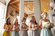 wedding photo - Colorful Weddings