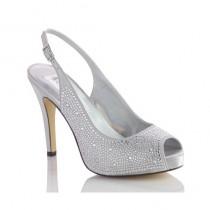 wedding photo - Модная обувь Свадебные ♥ Chic и комфортное каблуки Свадебные