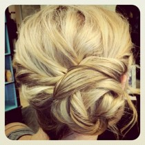 wedding photo - 2013 Wedding Hairstyle