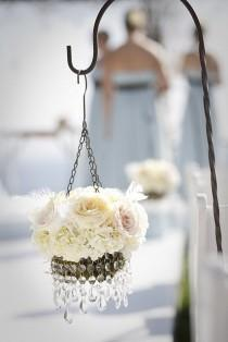 wedding photo - Wedding Aisle Decor Ideas