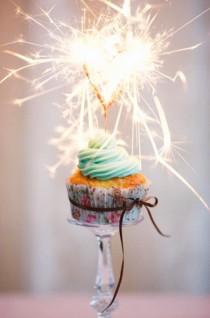 wedding photo - Yummy Homemade Hochzeit Cupakes ♥ Unique Wedding Cupcakes