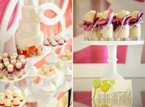 wedding photo - جداول حلوى لذيذ ♥ أفكار عرس لطيف