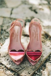 wedding photo - Vintage Wedding Schuhe ♥ Chic und komfortable Brautschuhe