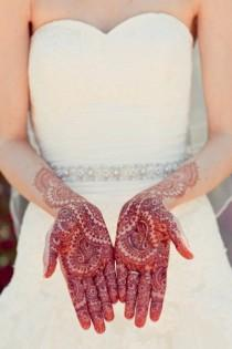 wedding photo - Mehndi Designs ♥ Henna Designs