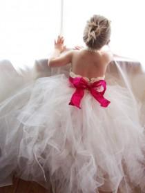 wedding photo - Flower Girl Dresses