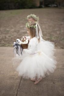 wedding photo - Robes fille fleur