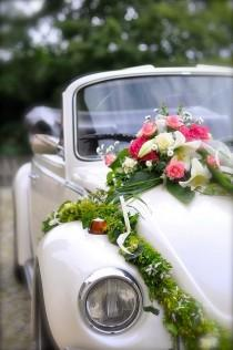 wedding photo - Auto d'Epoca