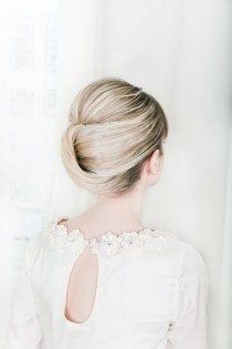 wedding photo -  Modern Wedding HairStyles ♥ Wedding Updo Hairstyle