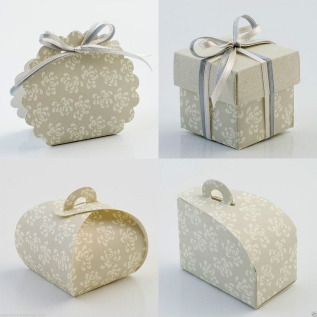 how to make wedding cake boxes best quality diy vintage pearl grey floral wedding 16008