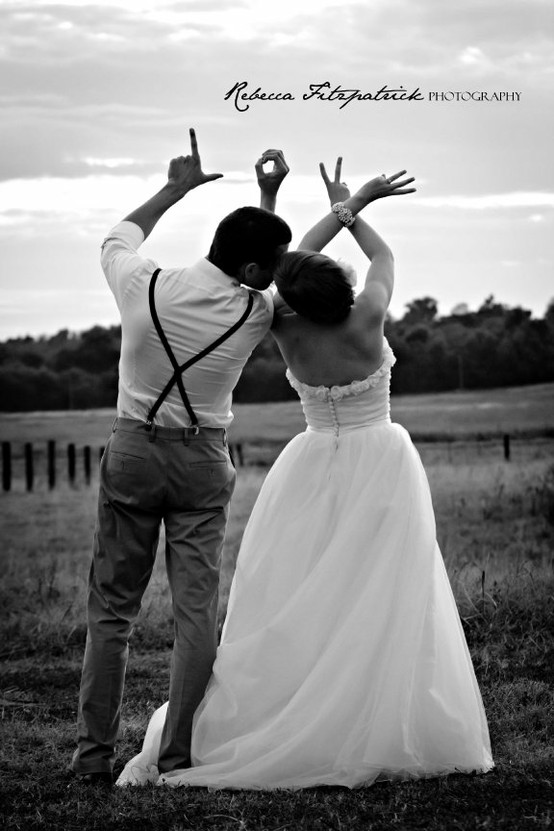 Unique Wedding Photography Creative